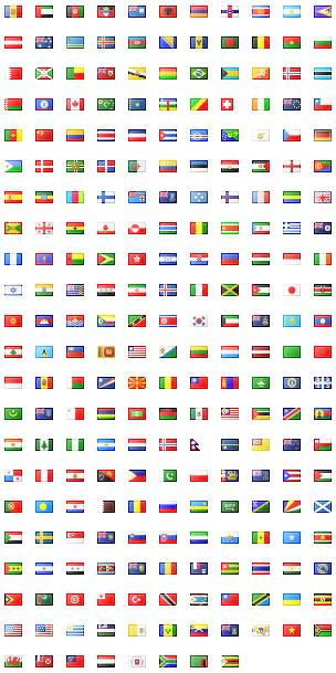фото флагов разных стран